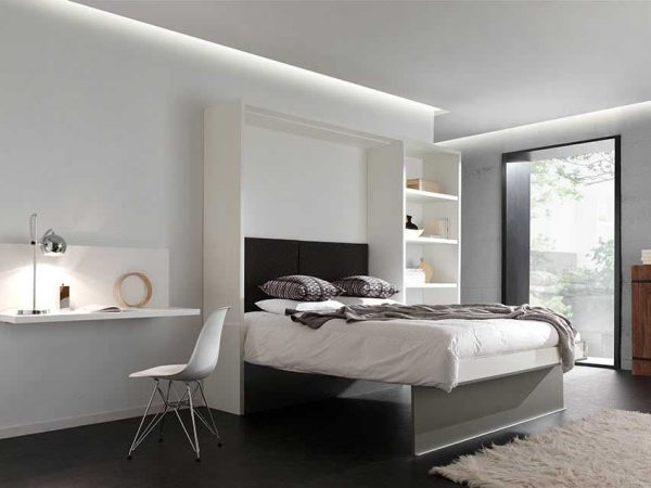 Loft Wallbed from The London Wallbed Company