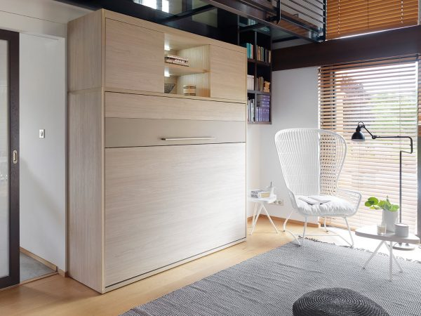 Magik Side Folding Bed from The London Wallbed Company