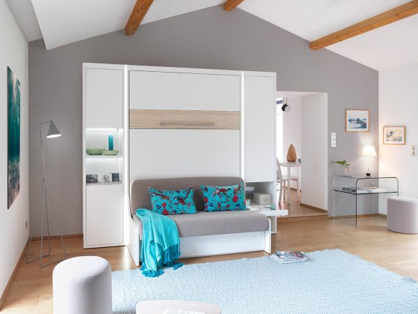 Magik Sofa Wallbed from The London Wallbed Company