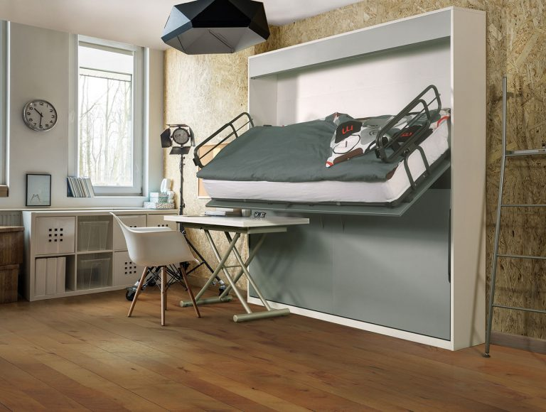 Mix Bunk Bed from The London Wallbed Company
