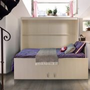 Mix Side Folding Bed from The London Wallbed Company