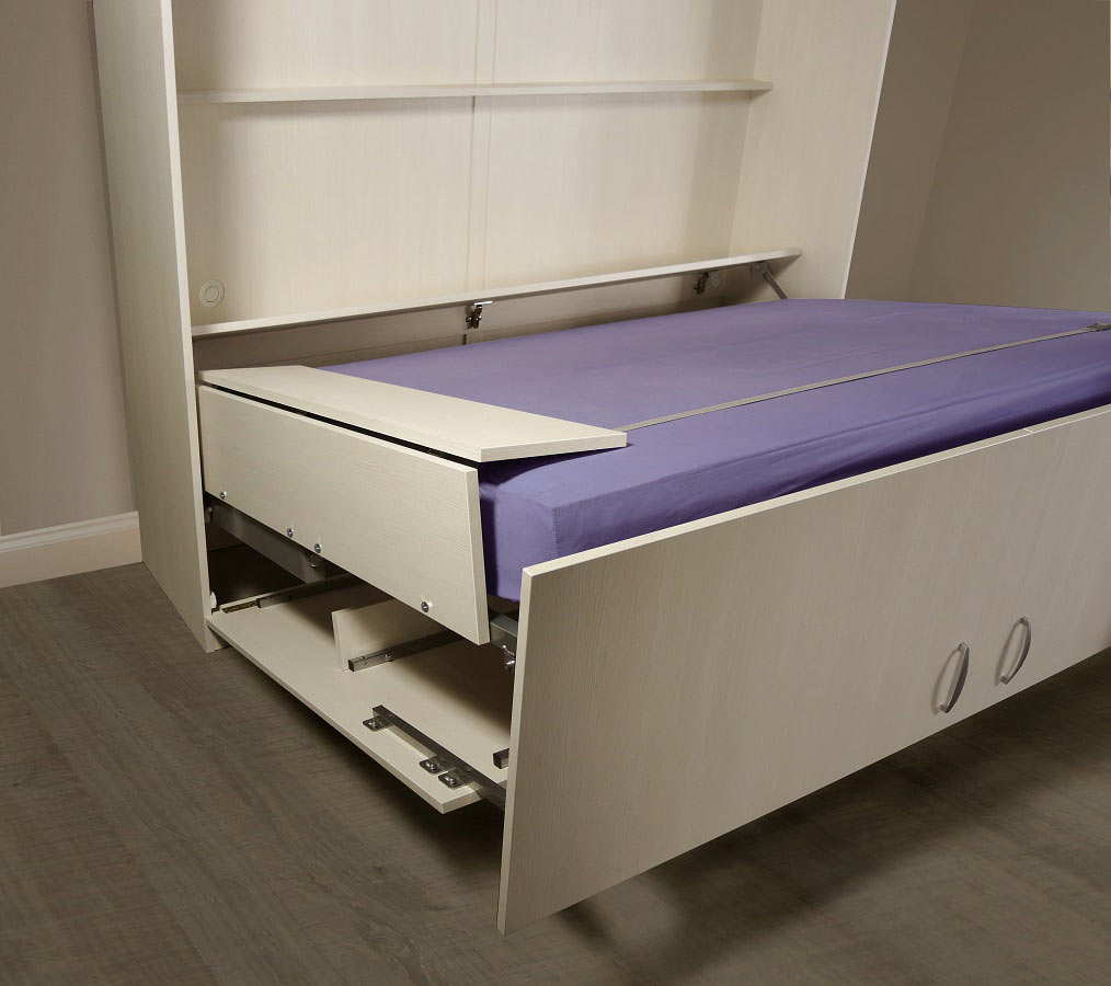 Anywhere Folding Double Guest Bed
