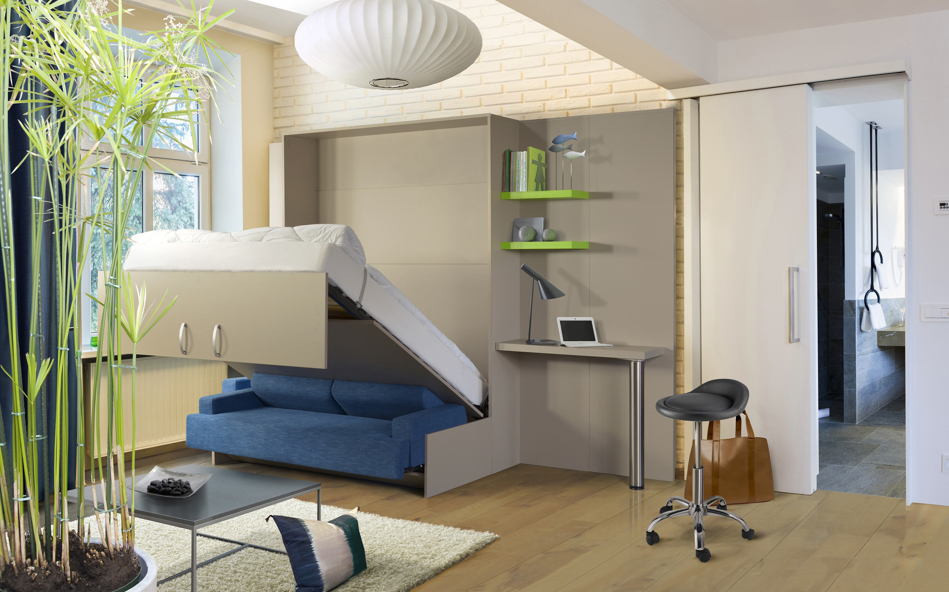 Mix Sofa Wallbed The London Wallbed Company