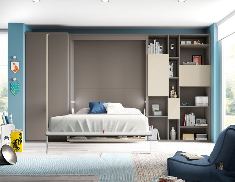 Space Deskbed from The London Wallbed Company