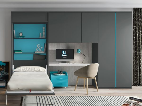 Space Wallbed from The London Wallbed Company