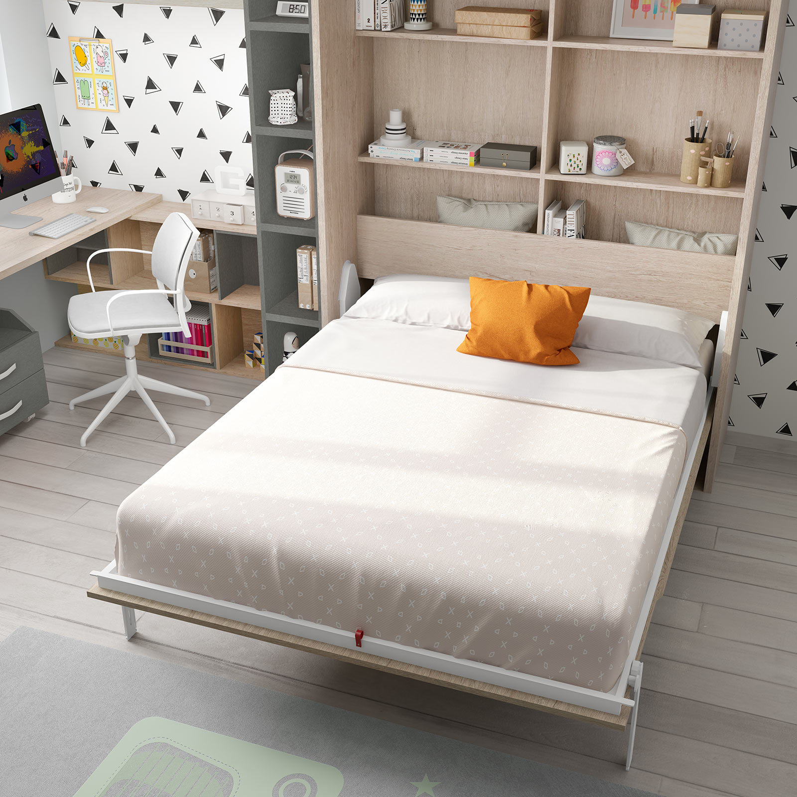Space Wallbed The London Wallbed Company