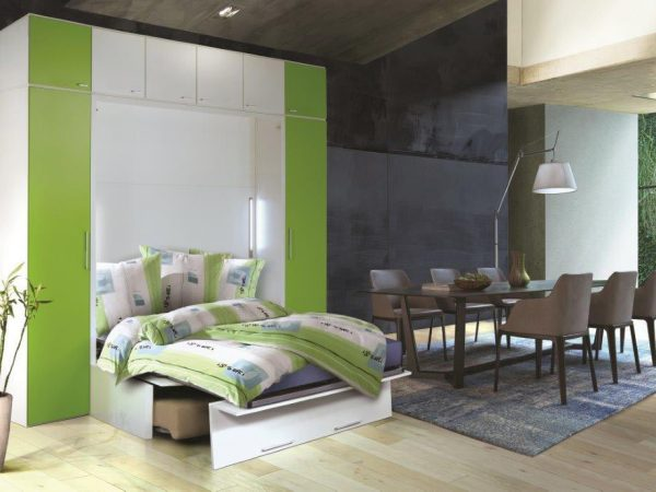 Tiam Sofa Wallbed from The London Wallbed Company
