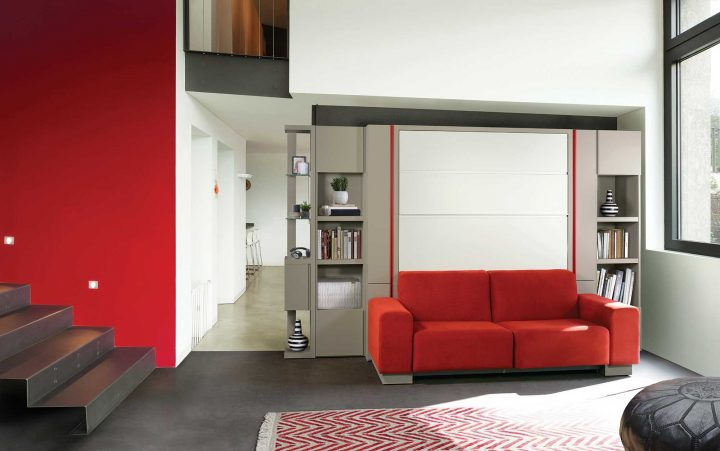 Comfort Sofa Wallbed from The London Wallbed Company