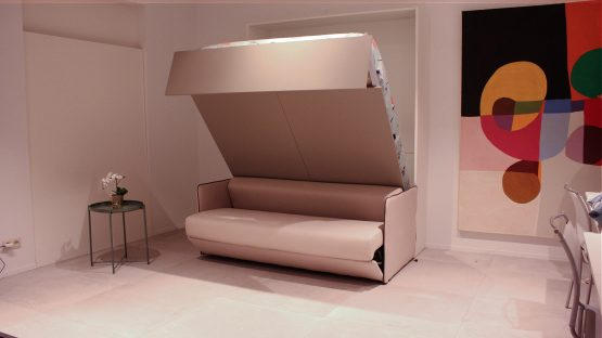 Electra Sofa Wallbed from The London Wallbed Company